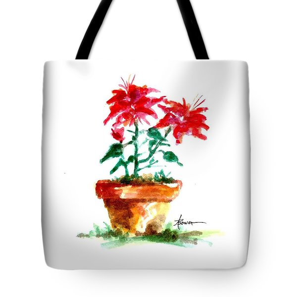Cracked Pot  Tote Bag