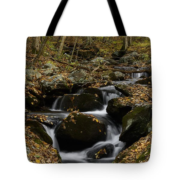 Creek Tote Bag by Kevin Blackburn