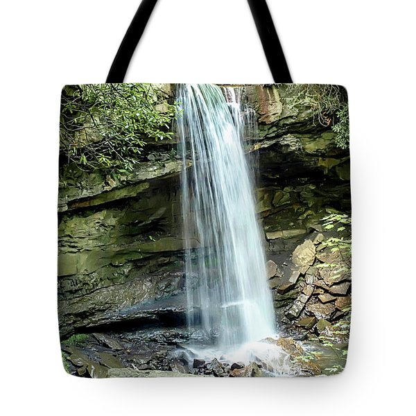 Cucumber Falls Pennsylvania Tote Bag