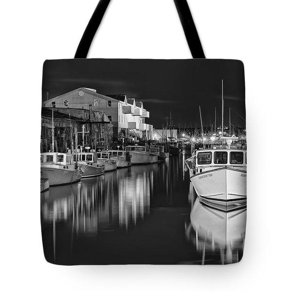 Custom House Wharf Tote Bag