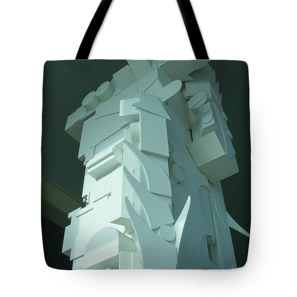 The Art Of Nevelson Tote Bag