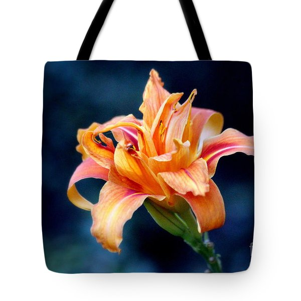 Day Lily Tote Bag by Irina Hays