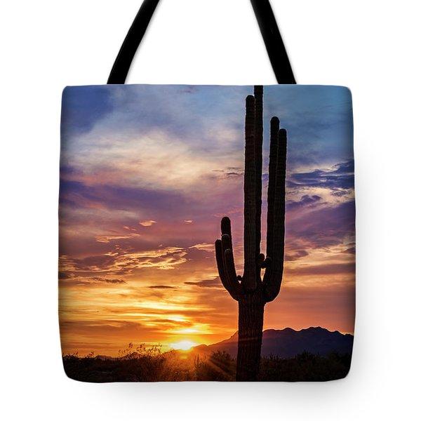 Tote Bag featuring the photograph Desert Beauty  by Saija Lehtonen