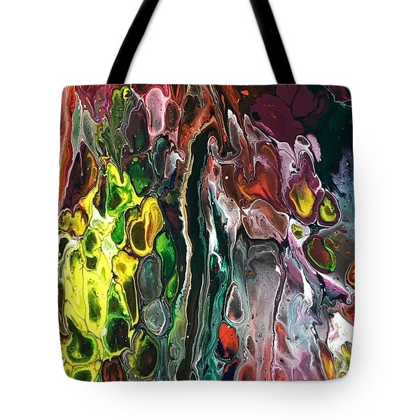 Detail Of Auto Body Paint Technician 3 Tote Bag
