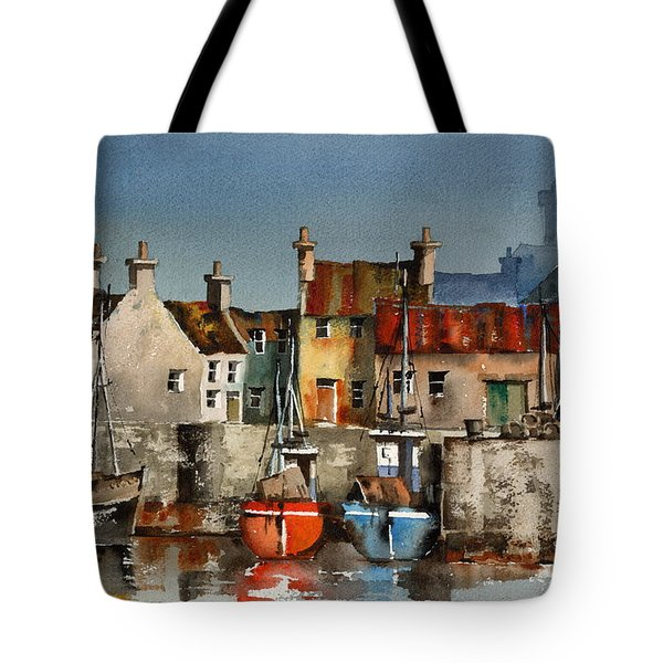 Dingle Harbour, Kerry Tote Bag