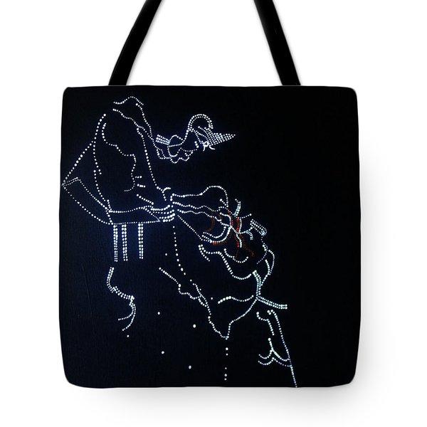 Dinka Corset - South Sudan Tote Bag by Gloria Ssali