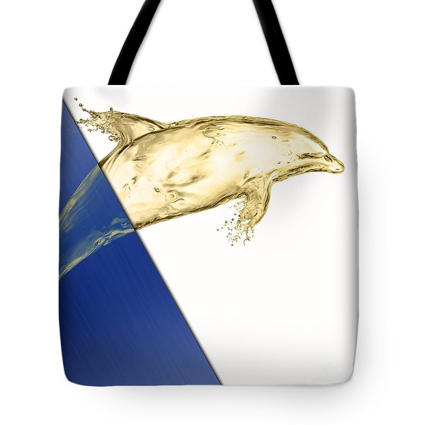 Dolphin Collection Tote Bag