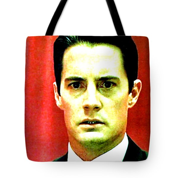 Dont Take The Ring Laura . . . Tote Bag by Luis Ludzska