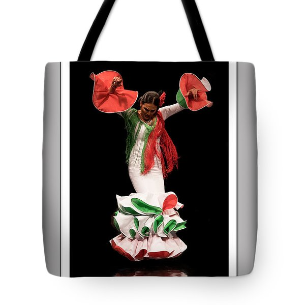 Duende Flamenco Tote Bag