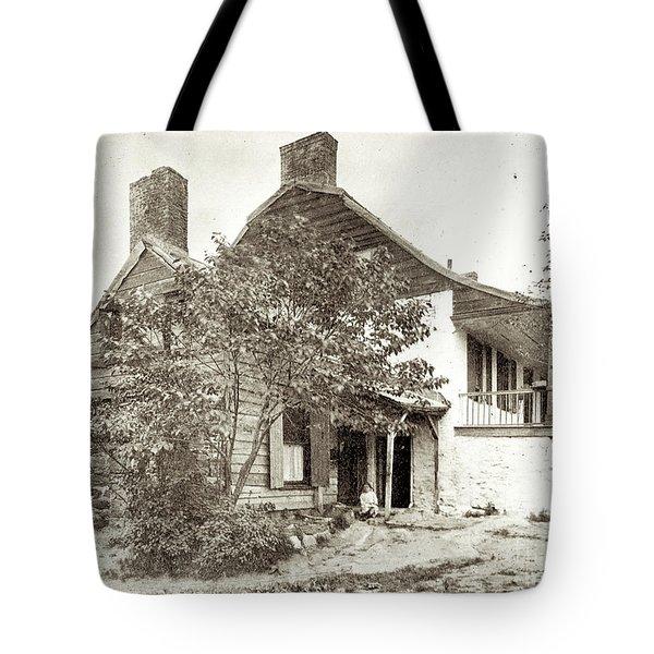 Dyckman House Tote Bag