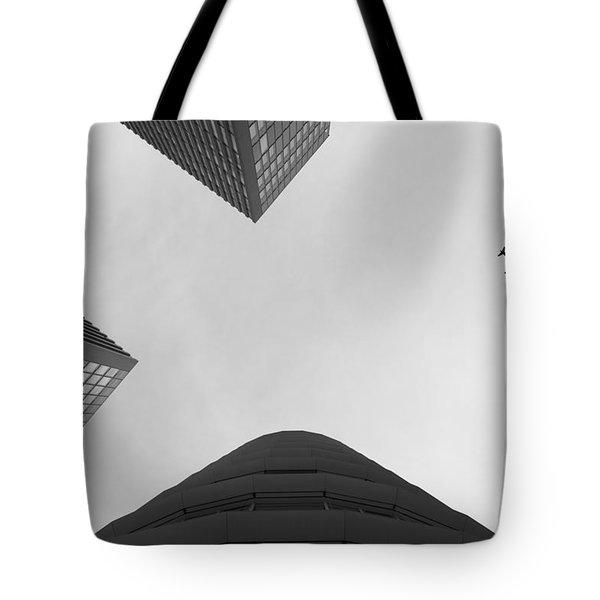 Enjoyable Flight Tote Bag