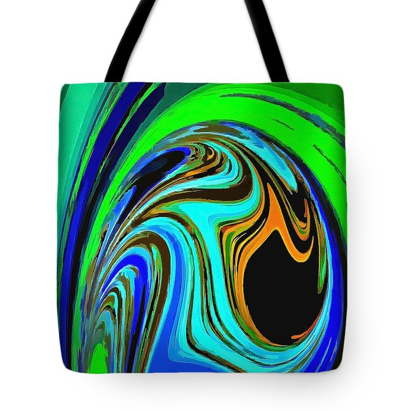 Tote Bag featuring the digital art Envy by Digital Photographic Arts