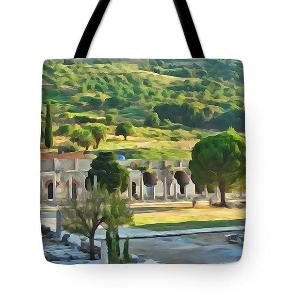 Ephesus Tote Bag