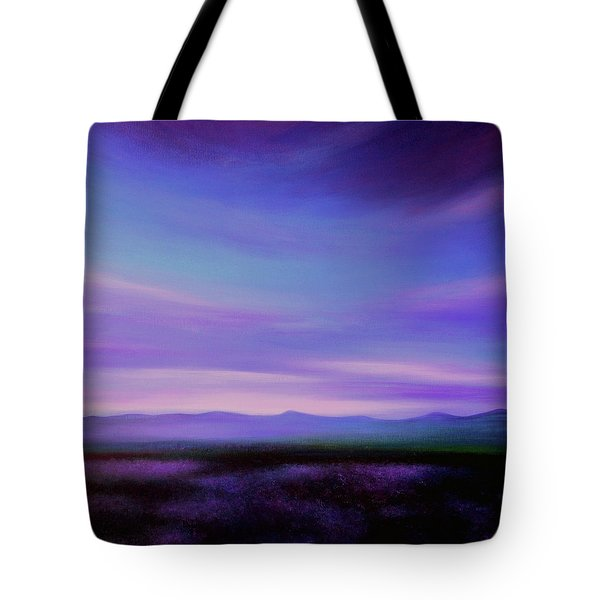 Evening Colours Tote Bag