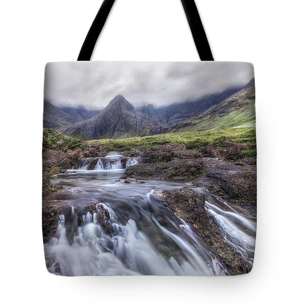 Fairy Pools - Isle Of Skye Tote Bag