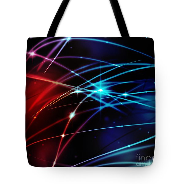 Fantastic Light Line Tote Bag