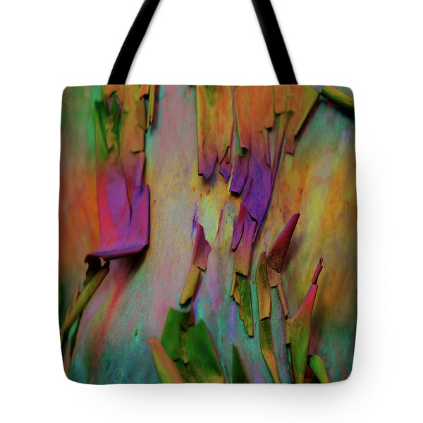 Fearlessness Tote Bag