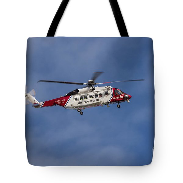 Final Approach Tote Bag by David  Hollingworth