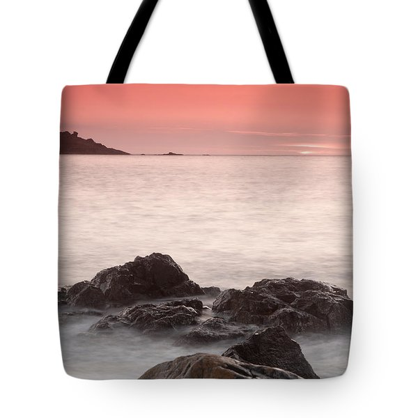 Fine Art- St Ives At Sunset By Phill Potter Tote Bag
