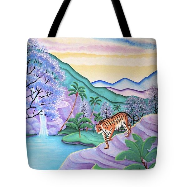 First Light Tote Bag by Tracy Dennison