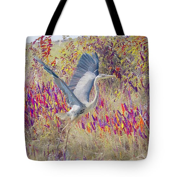 Fly Fly Away Tote Bag