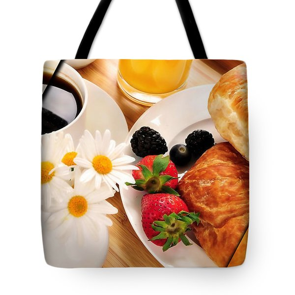 Food Collection Tote Bag