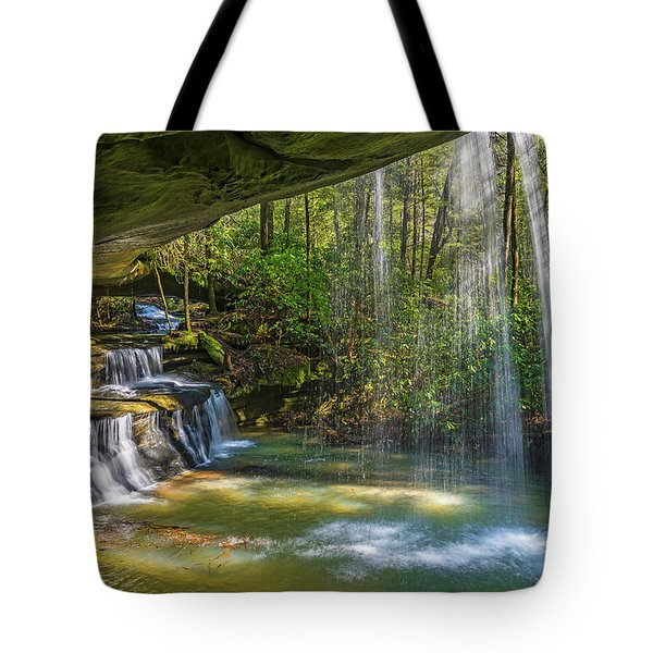 2 For One Falls Tote Bag