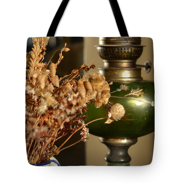 French Country Tote Bag by Corinne Rhode