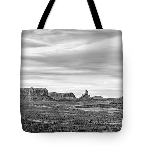 Tote Bag featuring the photograph From Artist's Point by Jon Glaser
