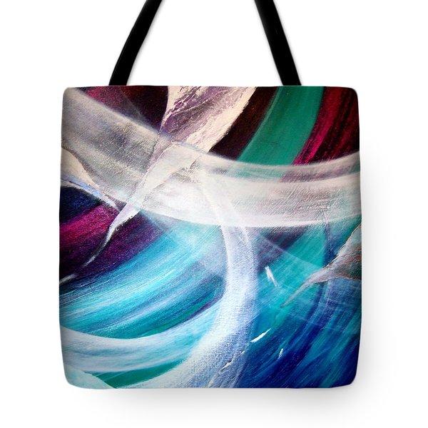 Gaia Symphony Tote Bag