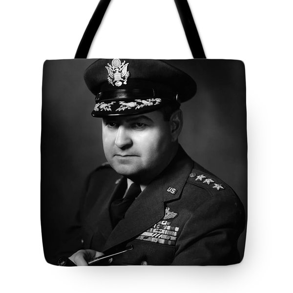 General Curtis Lemay Tote Bag