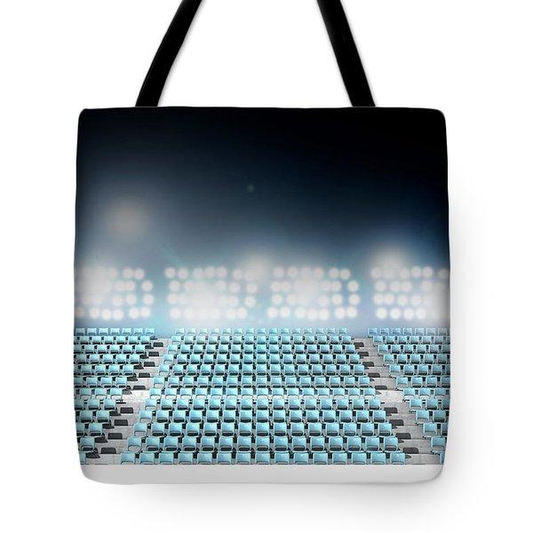 Generic Floodlit Stadium Tote Bag