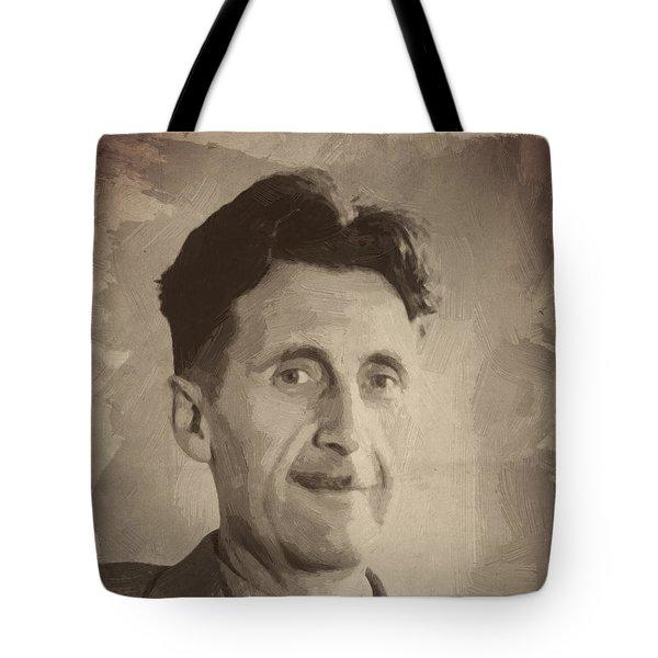 George Orwell 2 Tote Bag