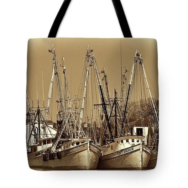 Georgetown Shrimpers Tote Bag