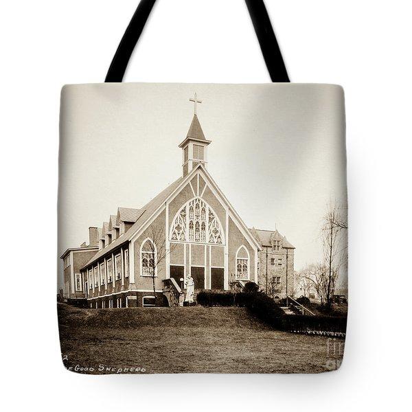 Good Shepherd Tote Bag