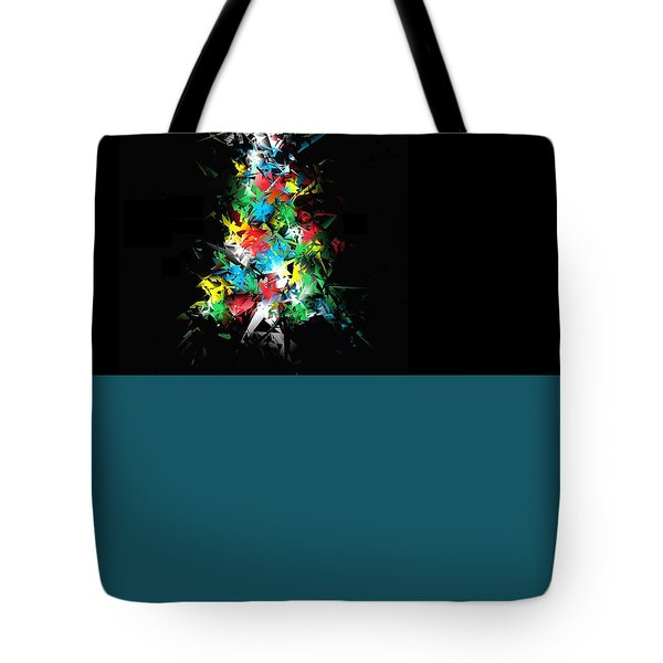Tote Bag featuring the photograph Happy Holidays by Ludwig Keck