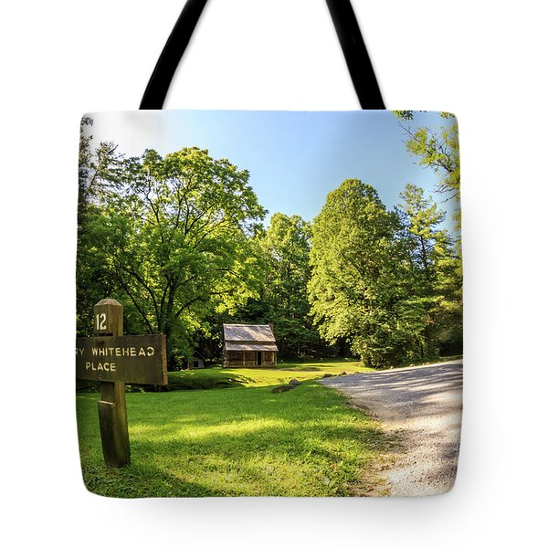 Henry Whitehead Place Tote Bag