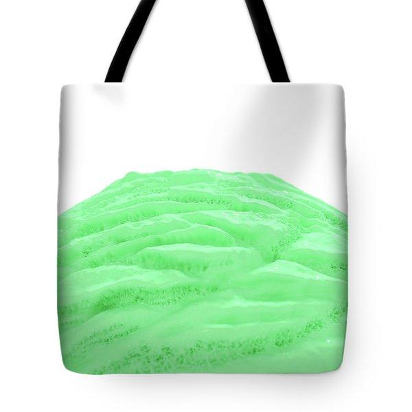 Ice Cream Scoop Tote Bag