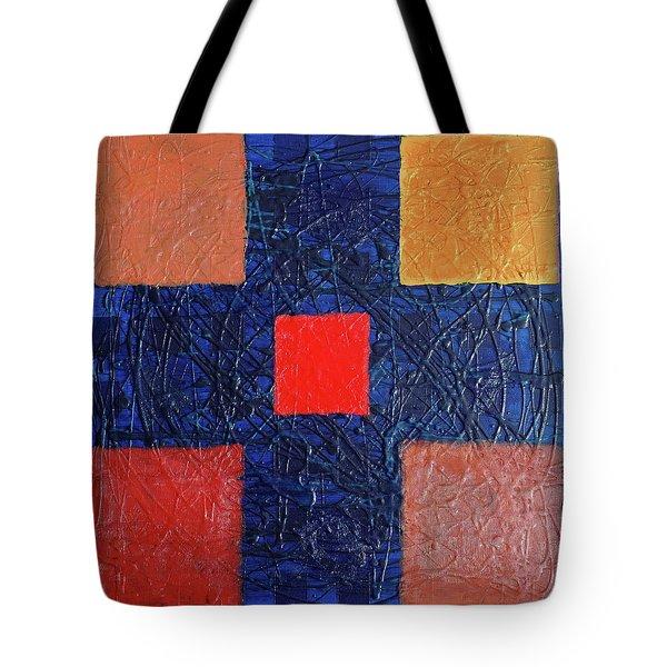 Imposing Order Tote Bag