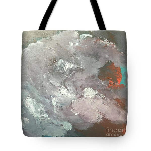 Incoming Tote Bag by Karen Nicholson