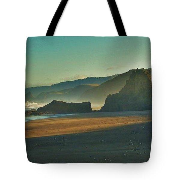 Irish Beach Tote Bag