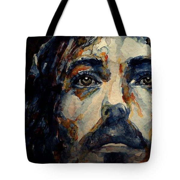 Jesus Christ Tote Bag