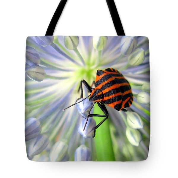 June Tote Bag by Irina Hays