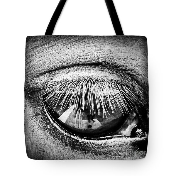 Just A Reflection  Tote Bag