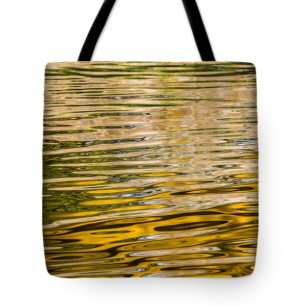 Lake Reflection Tote Bag by Odon Czintos