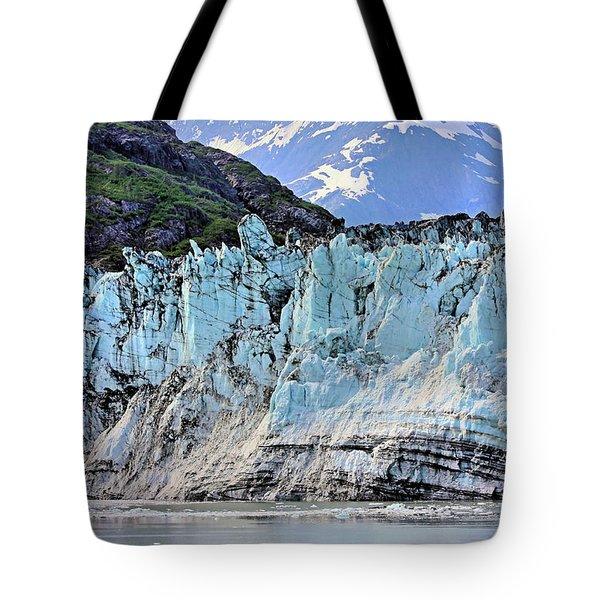 Lamplugh Glacier Tote Bag