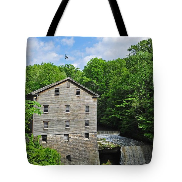 Lantermans Mill Tote Bag