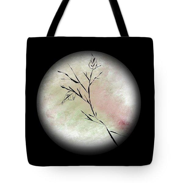 2 Leaves Tote Bag