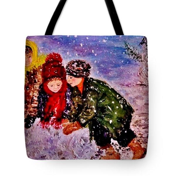 Let It Snow..let It Snow..  Tote Bag