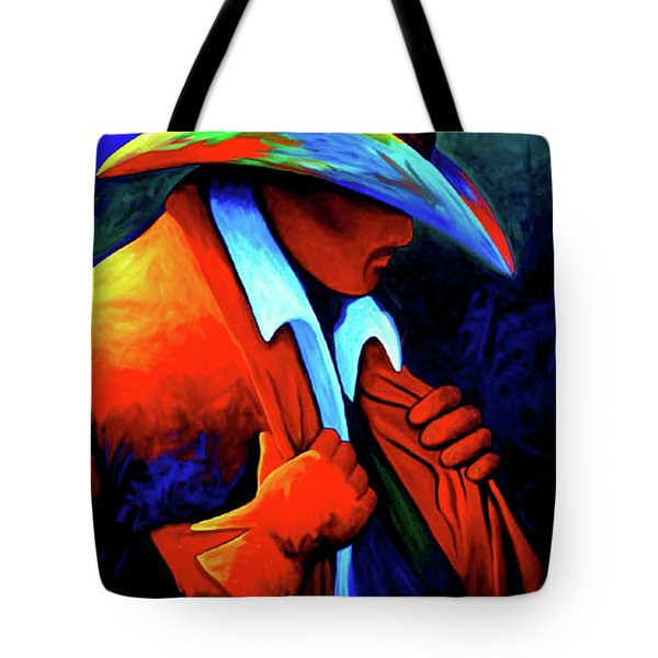 Let's Ride Tote Bag by Lance Headlee